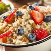 Jednoduché recepty z ovsených vločiek a ovocia
